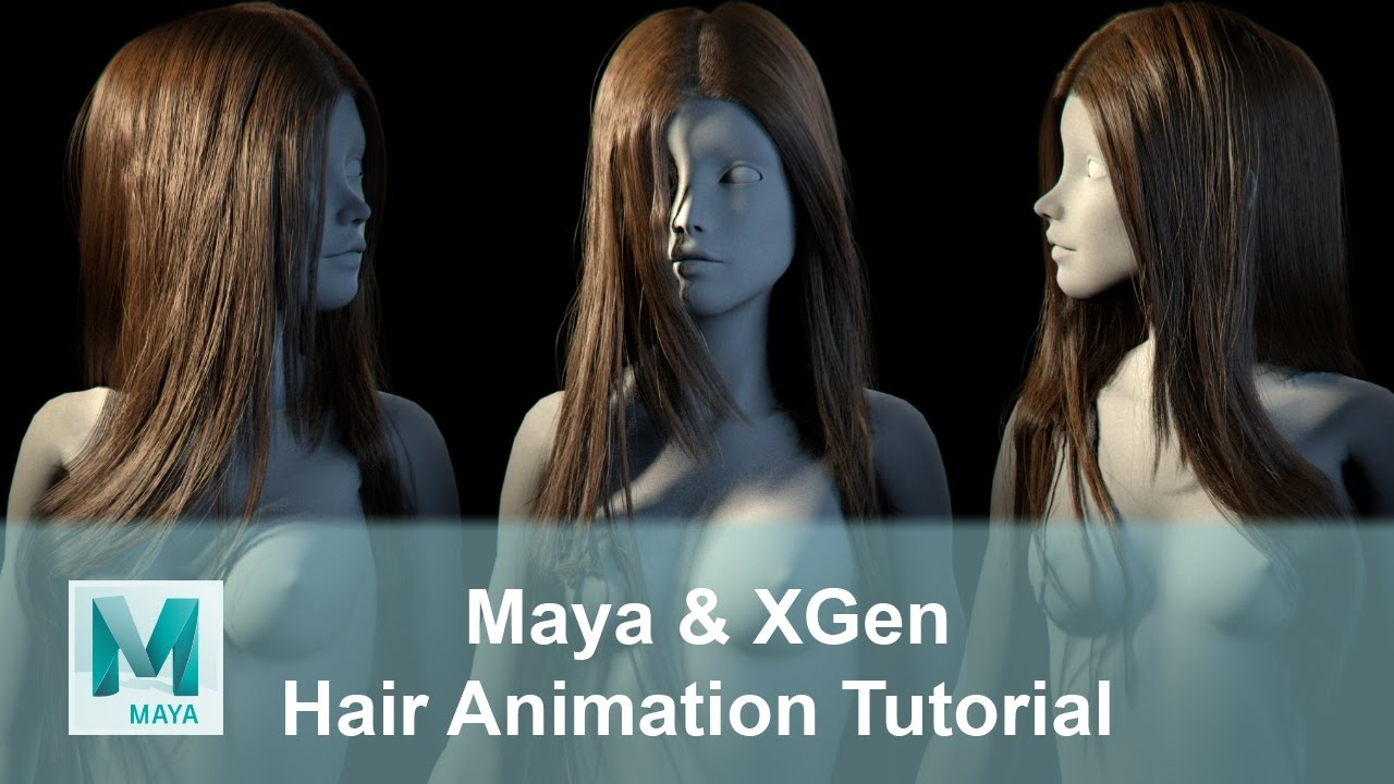 Maya Monday: Maya XGen and Interactive Grooming Tutorial