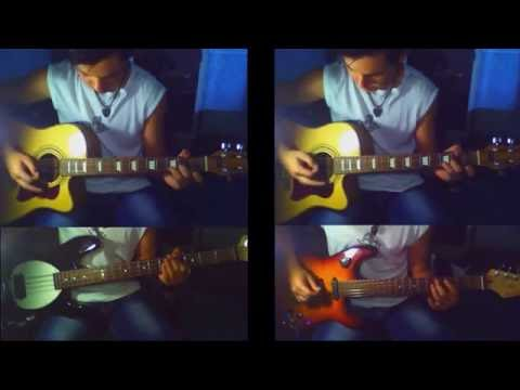Megadeth-The Hardest Part of Letting Go… Sealed With a Kiss(cover)