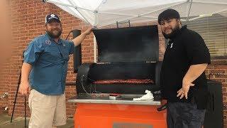 Meatsman Dealership Showdown BBQ Contest!