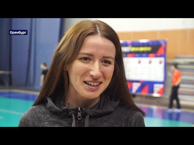 Спортивные школы Оренбуржья. Школа лёгкой атлетики