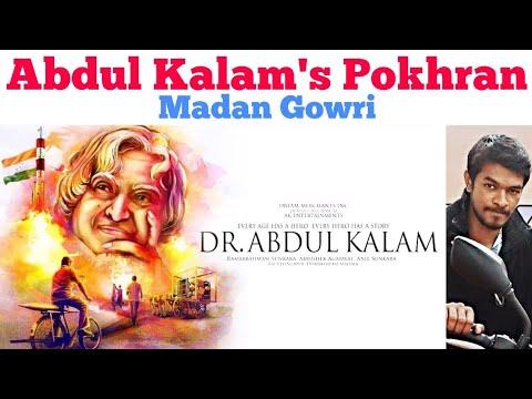 Abdul Kalam's Pokhran   Tamil   Nuclear Test   Madan Gowri   MG   History   India