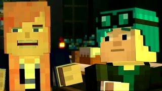 Minecraft YOUTUBERS EDITION - STORY MODE Episode 6 1