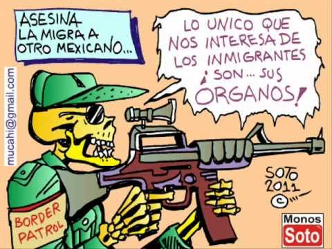 Image result for US Border Patrol CARTOON