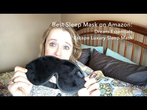 Best Sleep Mask Review Round-Up