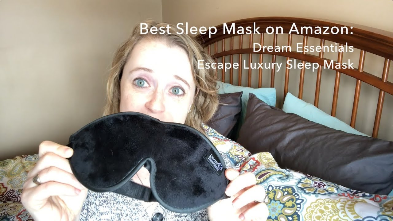 f42c887b5 Best Sleep Mask Review Round-Up - YouTube