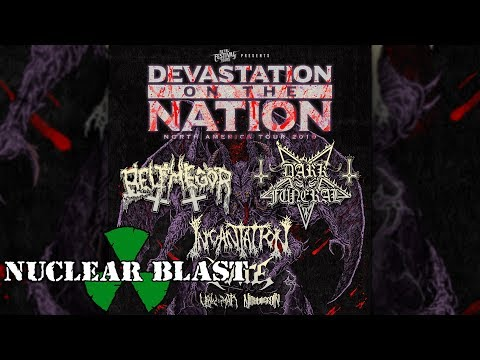 BELPHEGOR - Devastation On The Nation: North America 2019 (OFFICIAL TOUR TRAILER)