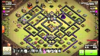 Clash of clans - Perfect guerre de clan [30/30]