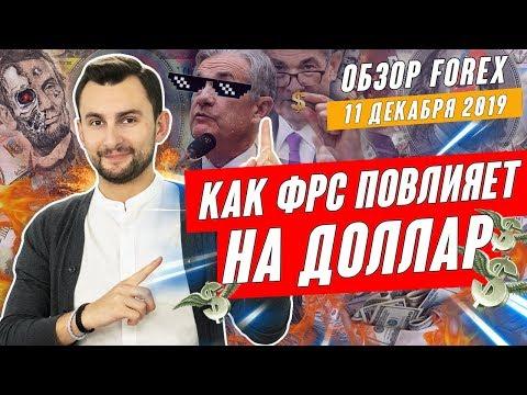 Прогноз по рынку форекс на  11.12 от Тимура Асланова