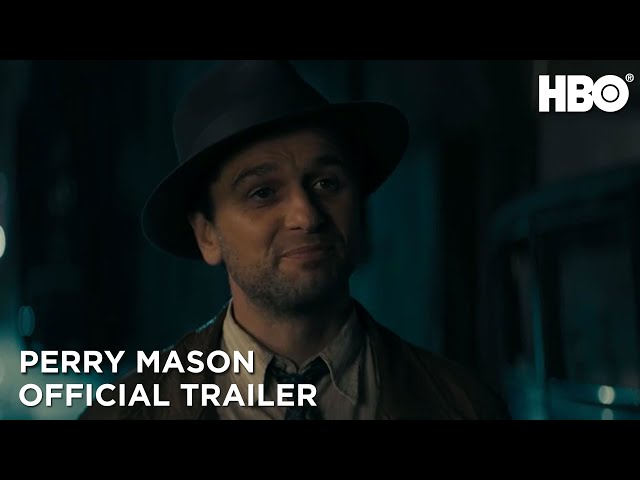 Perry Mason: Official Trailer | HBO