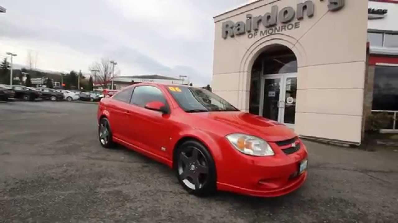 2006 Chevrolet Cobalt SS Supercharged | Red | 67880775 | Everett ...