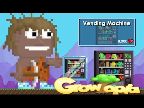 buying a vending machine