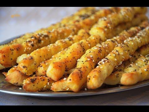 Zafrkanci štapići sa sirom - Sašina kuhinja
