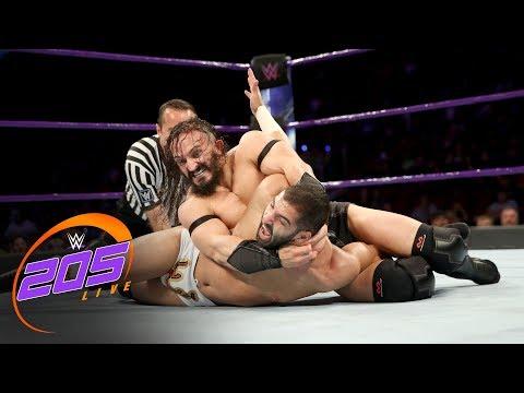 Neville vs. Ariya Daivari: WWE 205 Live, Sept. 26, 2017