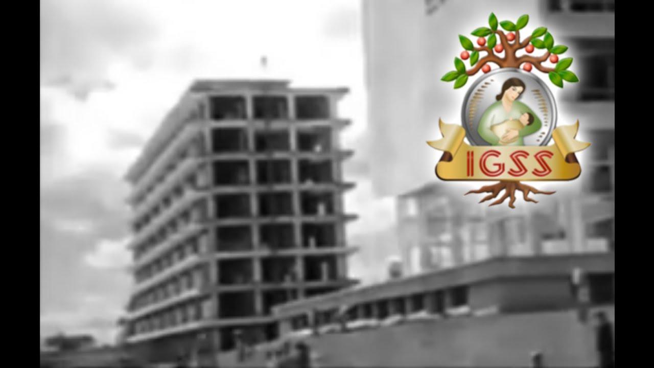 Historia del edificio de oficinas centrales del igss for Blau hotels oficinas centrales