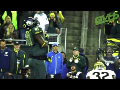 Oregon Ducks Football 2014-15 Season HD
