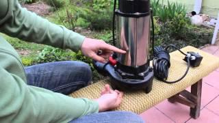 видео Применение фекального насоса