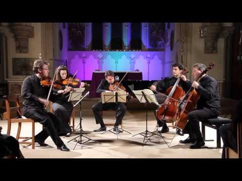 Schubert String Quintet in C, I. Allegro ma non troppo (clip)