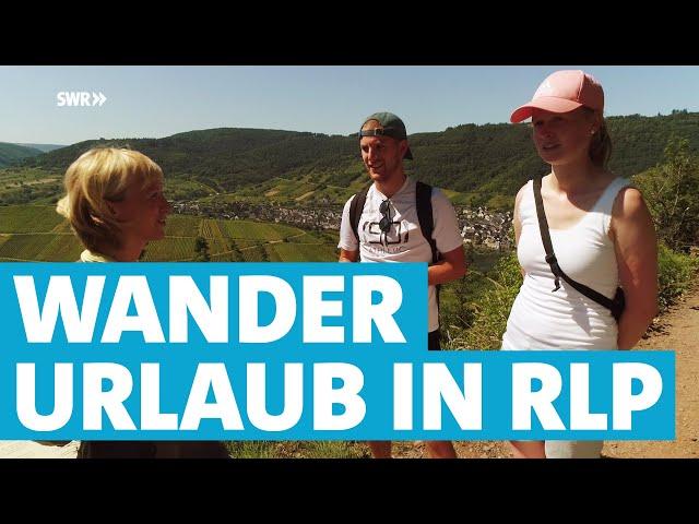 Traumhafter Wanderurlaub in Rheinland-Pfalz