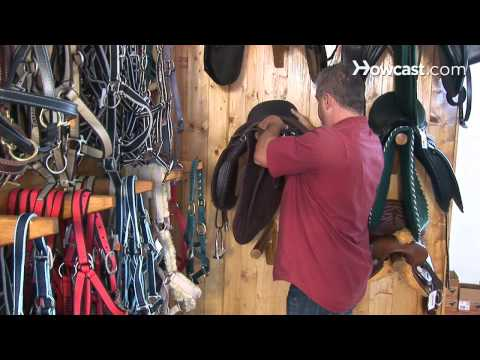 How To Buy A Horse Saddle