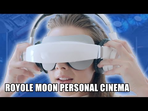 Royole Moon personal cinema headset review - Hardware.Info TV (4K UHD)