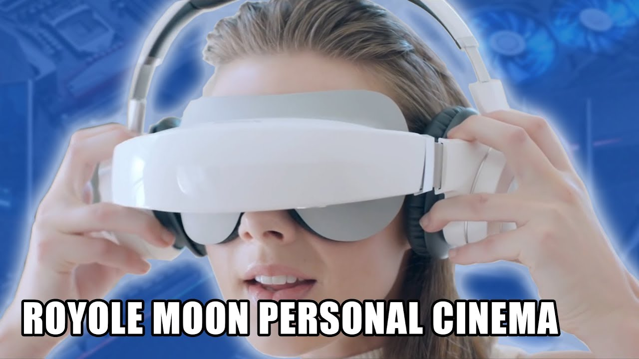 Royole Moon Royole Moon Personal Cinema Headset Review Hardware Info Tv 4k Uhd