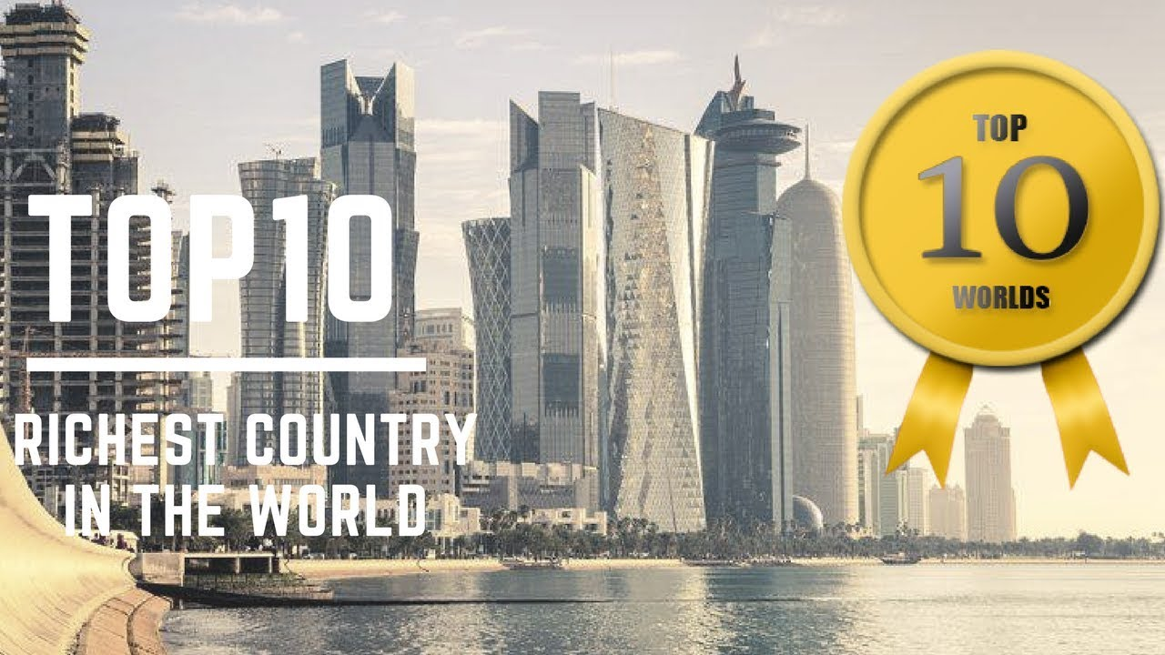 Top 10 rigeste lande i verden 2018 - Top 10 Worlds-2260