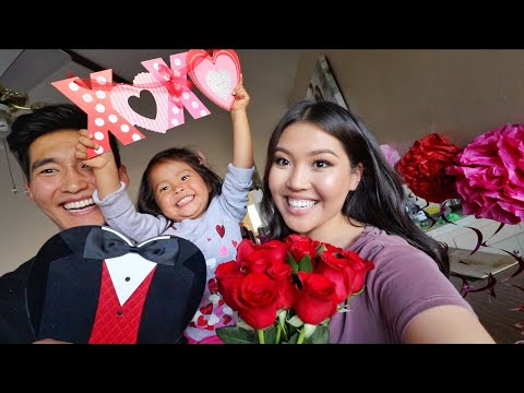 Valentines Day Party | The Mongolian Family