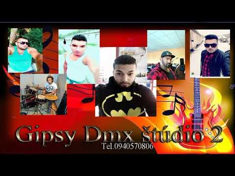GIPSY DMX ŠTÚDIO 2 CELY ALBUM 2017