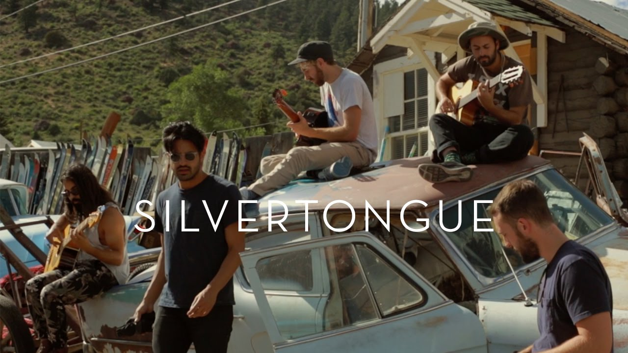 Young The Giant Silvertongue In The Open