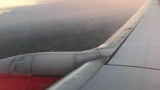 Lion Air Boeing 737-800 Landing di Bandara Juanda