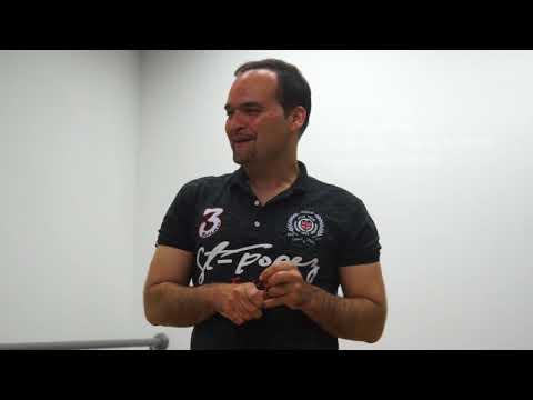 CYIFF web tv Noone -  Nikos Kourou Q&A