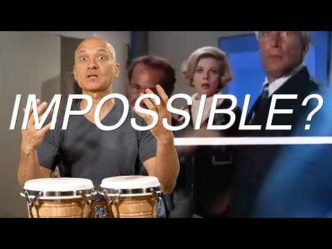Mission Impossible Bongos in 5/4