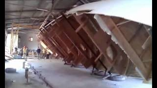 Vuot Song Shipyard - Strip Planking hull rollover