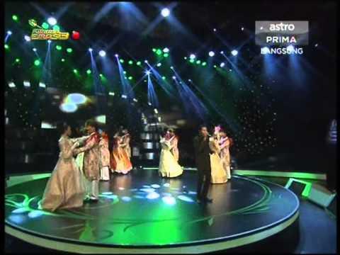 Idris-Ku Kejar Bayang (Lagu Baru) Tempat ke-2 Kilauan Emas 3 2013
