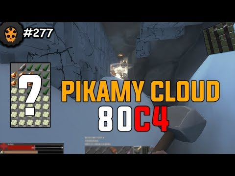 #277 HurtWorld - Pikamy ekipe CLOUD #80C4