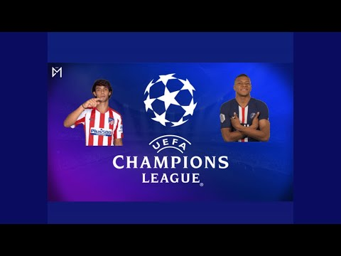 Athlético Madrid – PSG Quart de Finale Ligue des champions FIFA20