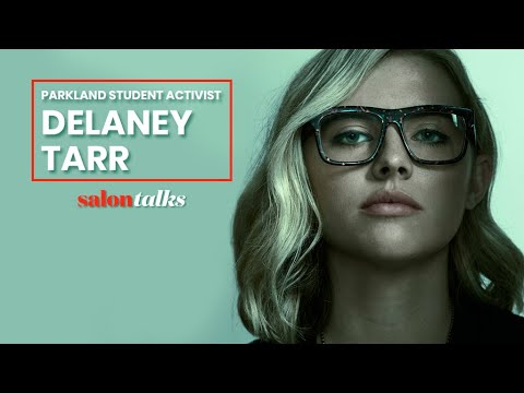 Parkland student activist Delaney Tarr talks midterms and new book ...