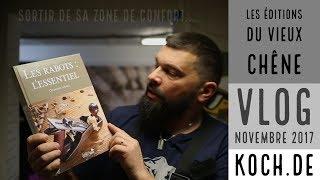 Vlog Novembre 2017