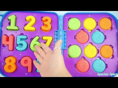 Thumbnail: Learn 123s with Best Kid Learning Video Compilation for Colors and Counting