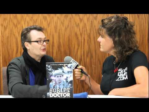 SciFi4Me Interview Andrew Cartmel at Time Eddy 2015