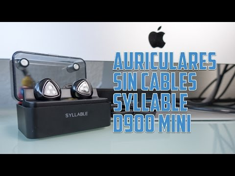Auriculares Syllable D900S Mini | Análisis y opinión