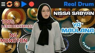 Video Sabyan - Ya Maulana ( Real Drum Cover ) download MP3, 3GP, MP4, WEBM, AVI, FLV September 2018