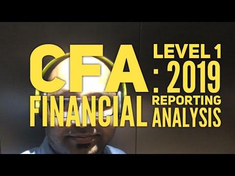CFA level 1 Financial Reporting Analysis : Understanding Balance sheet