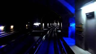 Métro de Montréal - Sauvé @ Henri-Bourassa - Voie 4 (ligne 2 orange)