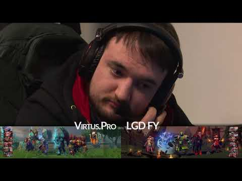 The Bucharest Major Swiss Group Stage R2 - VP vs LFY