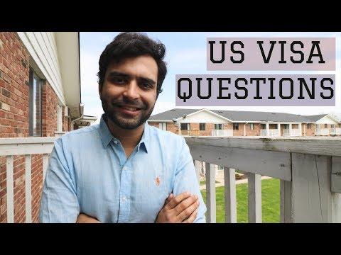 Answering Tough VISA Questions | US Visa Interview