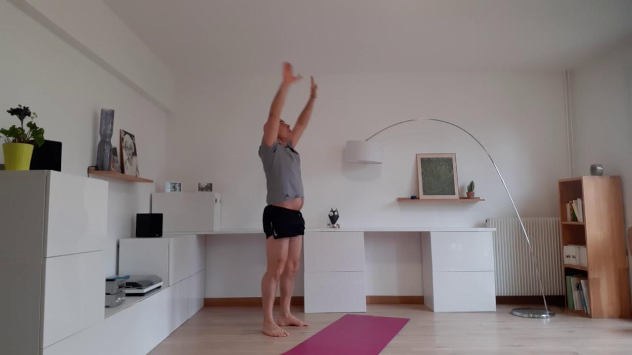 Gym cardio intermédiaire : Stéphane