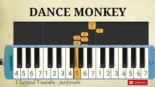 not pianika dance monkey