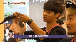 [CUT] 141211 VIXX N on tvN - 'Seohyun is my style'