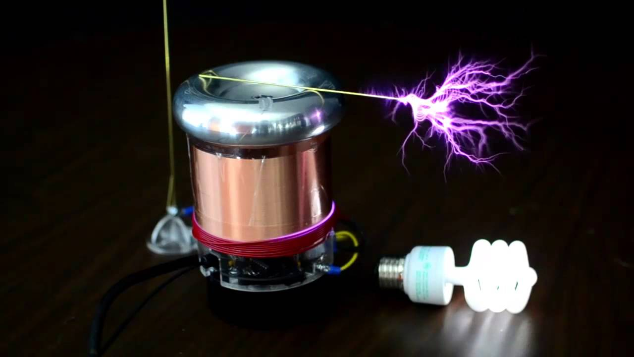 Tinytesla diy mini musical tesla coil kit